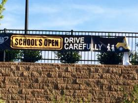 School Zone Speed Limit Reminder